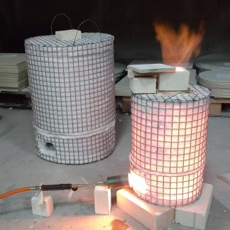 Rapid Fire Kilns and Raku
